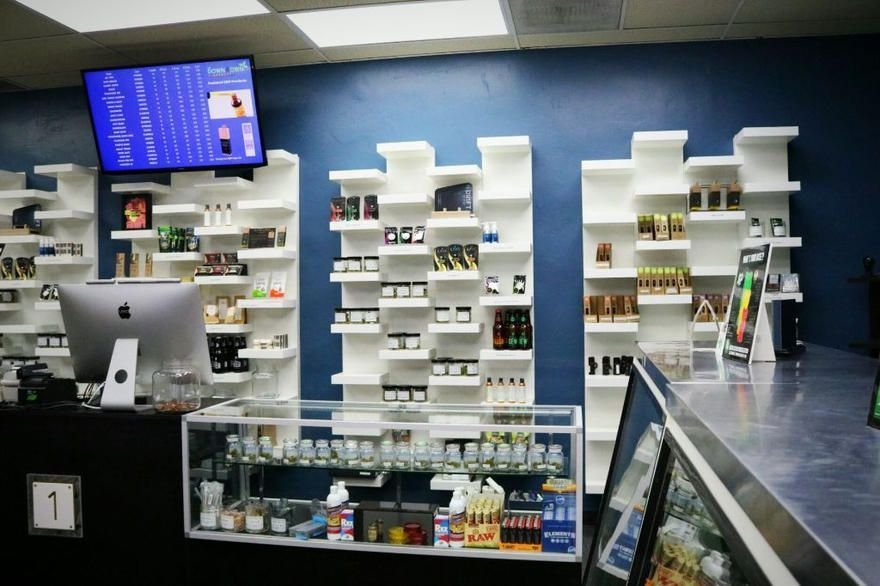 store photos The Downtown Dispensary