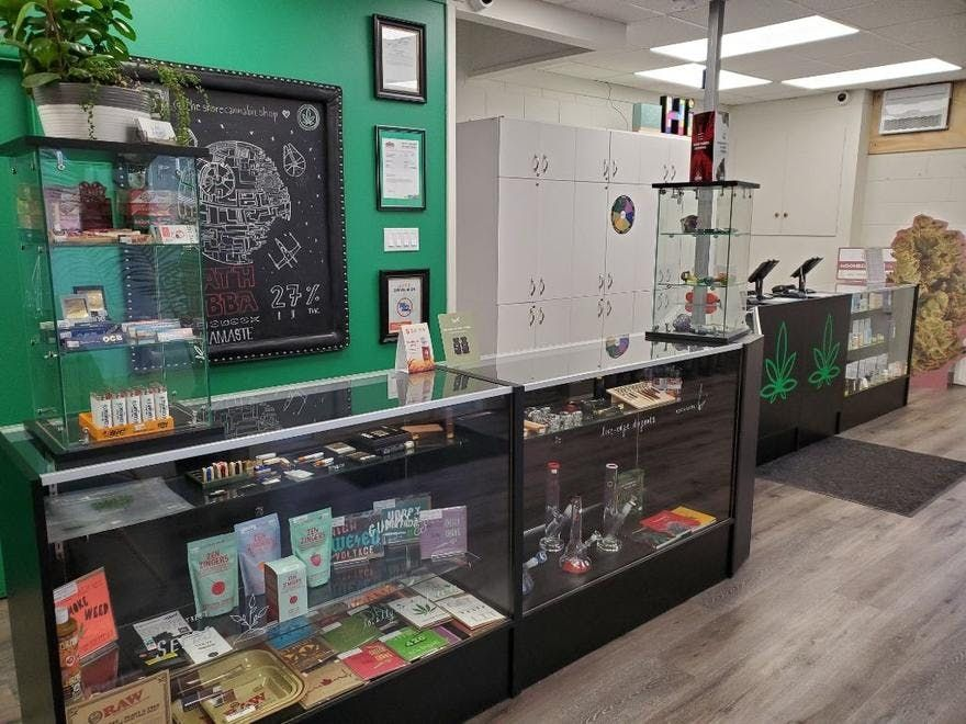 store photos The Shore Cannabiz Shop