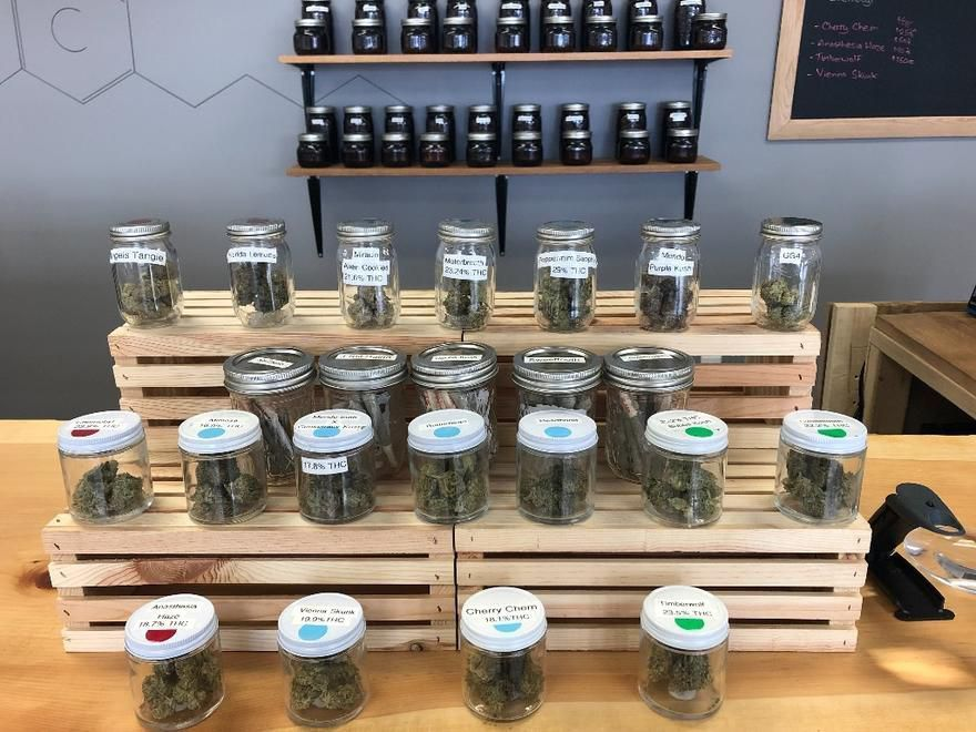 store photos Treeline Cannabis Co.