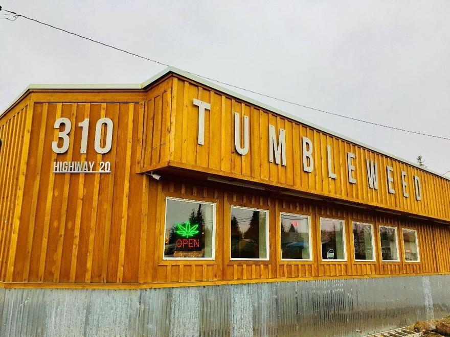 store photos Tumbleweed Cannabis Co