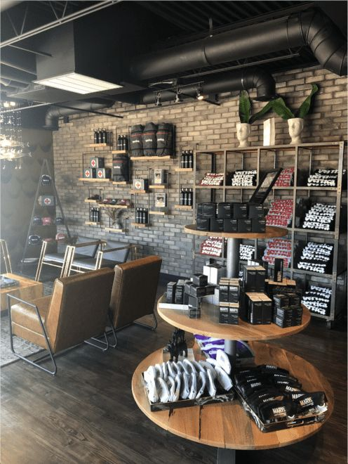 store photos Vertica Dispensary - OKC