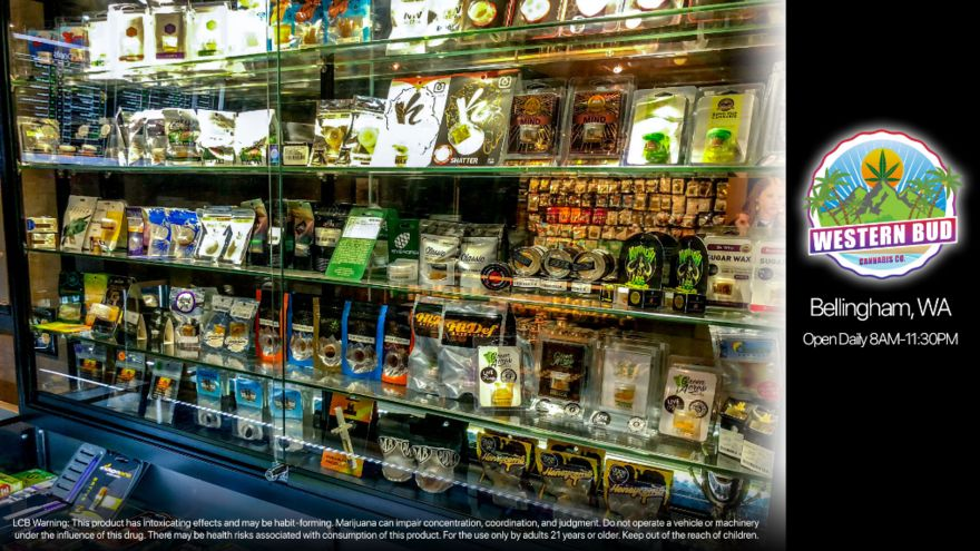 store photos Western Bud Cannabis Co. - Bellingham