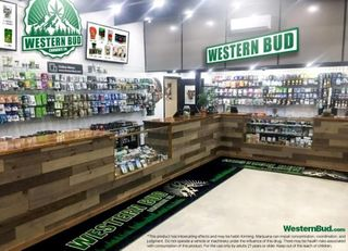 store photos Western Bud Cannabis Co. - Burlington