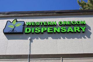 store photos Western Oregon Dispensary Newberg