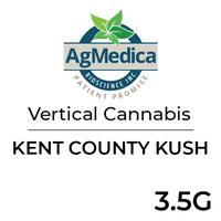 feature image AgMedica Bioscience Vertical Cannabis Kent County Kush - 3.5g