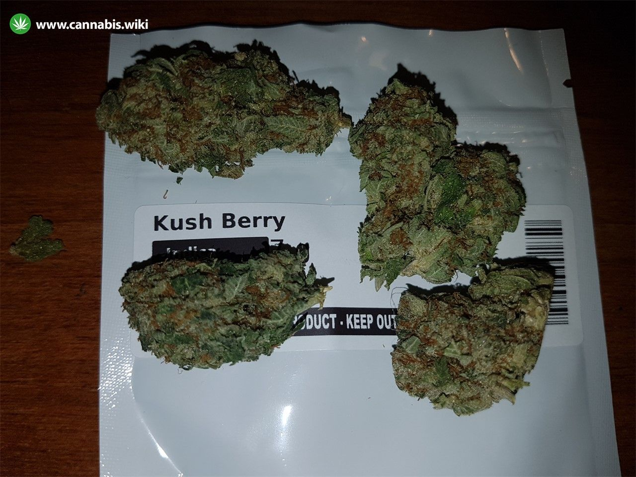 Cannabis Wiki - Strain Kushberry - Kb - Indica