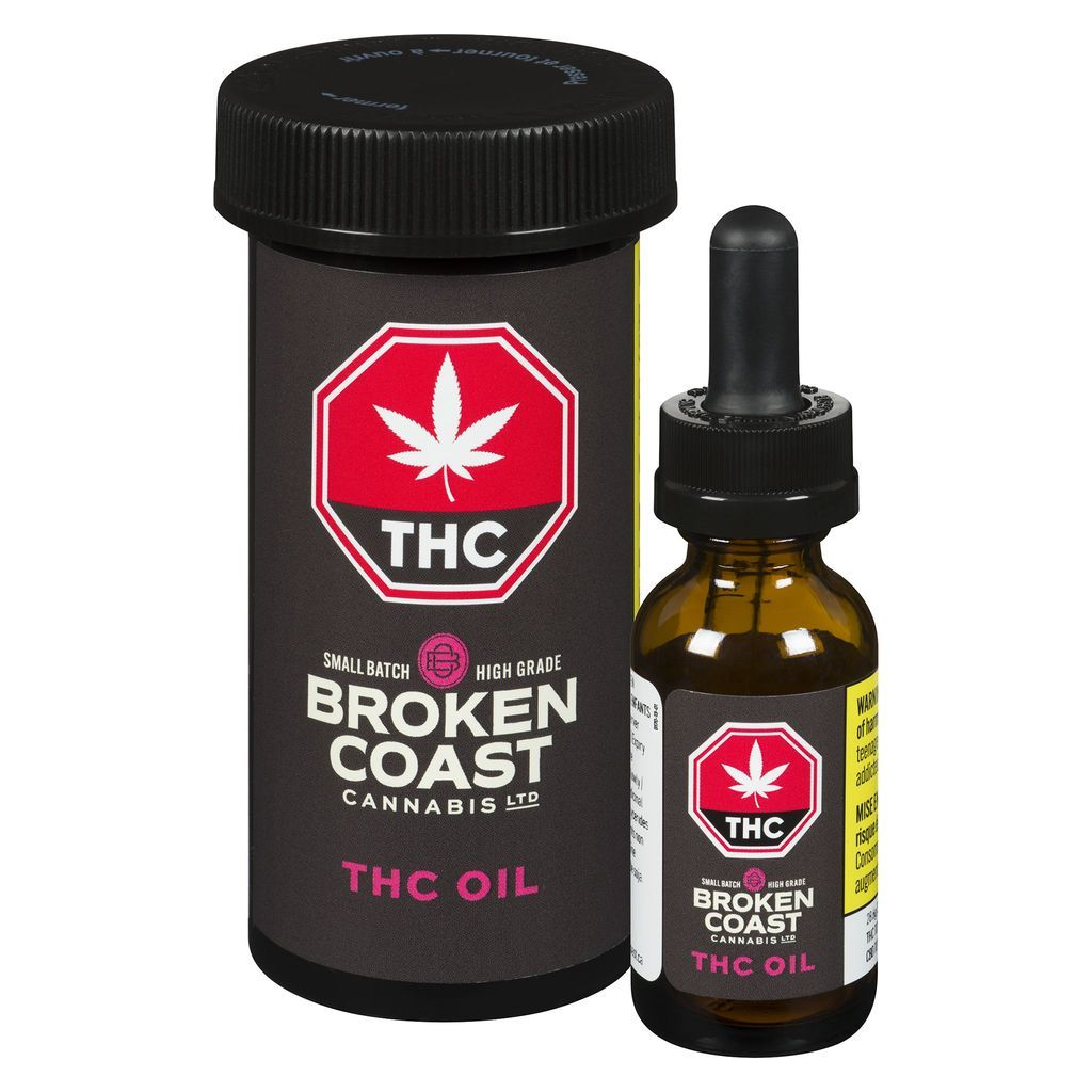 feature image Cannabis Oil (THC)