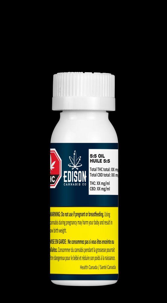 feature image Edison 5:5 Oil