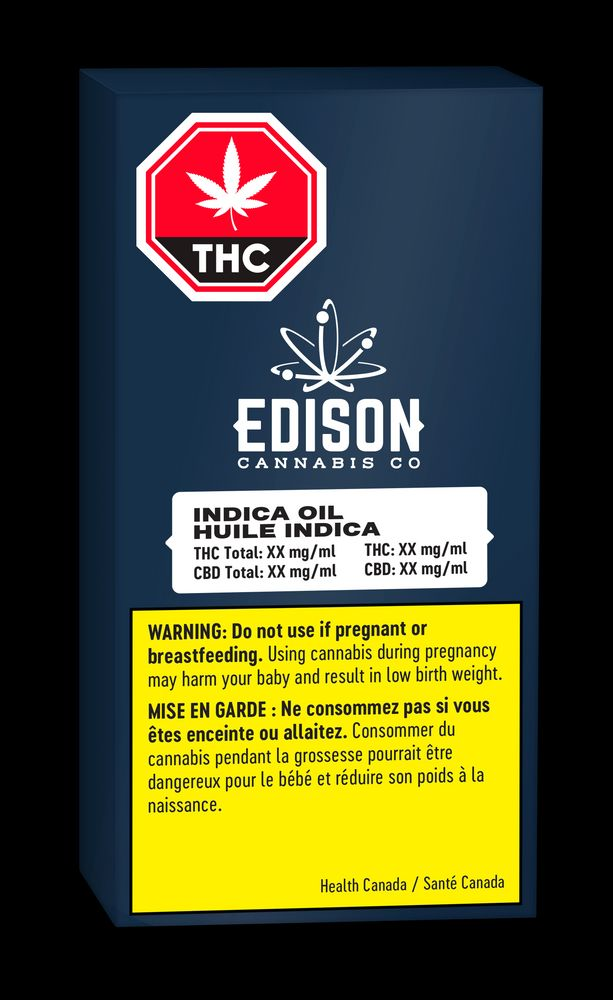 feature image Edison Indica Oil