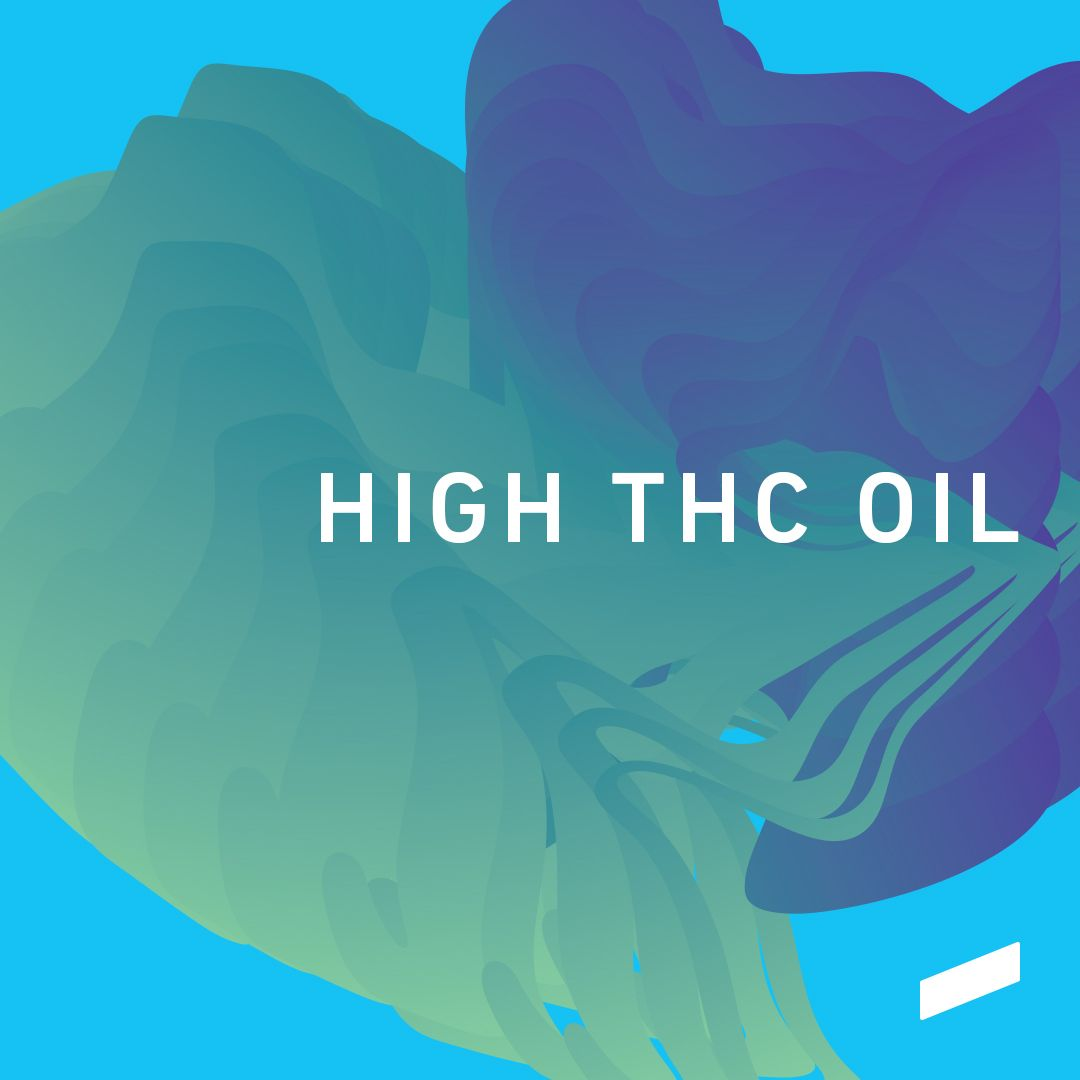 feature image High THC Oil
