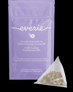 feature image Lavender Chamomile CBD Tea
