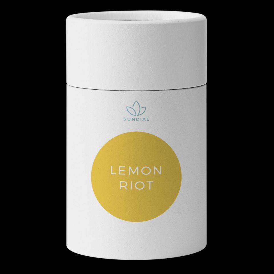 feature image Lemon Riot Pre-Roll