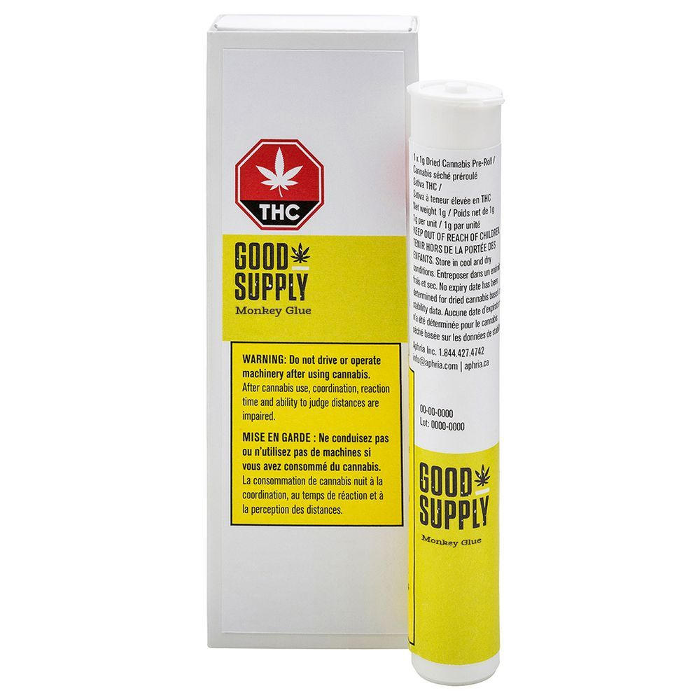 feature image Monkey Glue Pre-roll