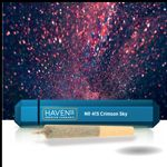 feature image No. 415 Crimson Sky