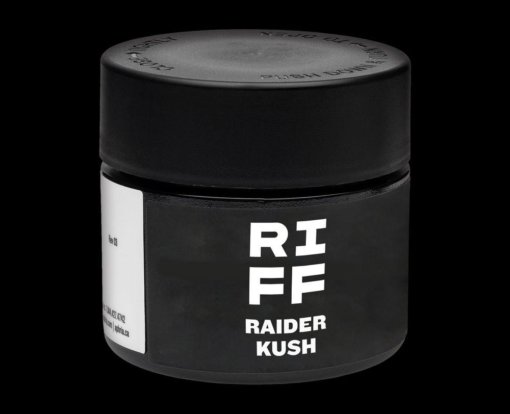 feature image Raider Kush