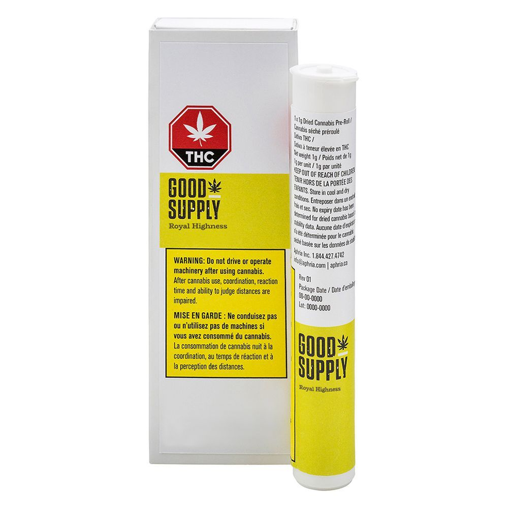 feature image Royal Highness Pre-roll