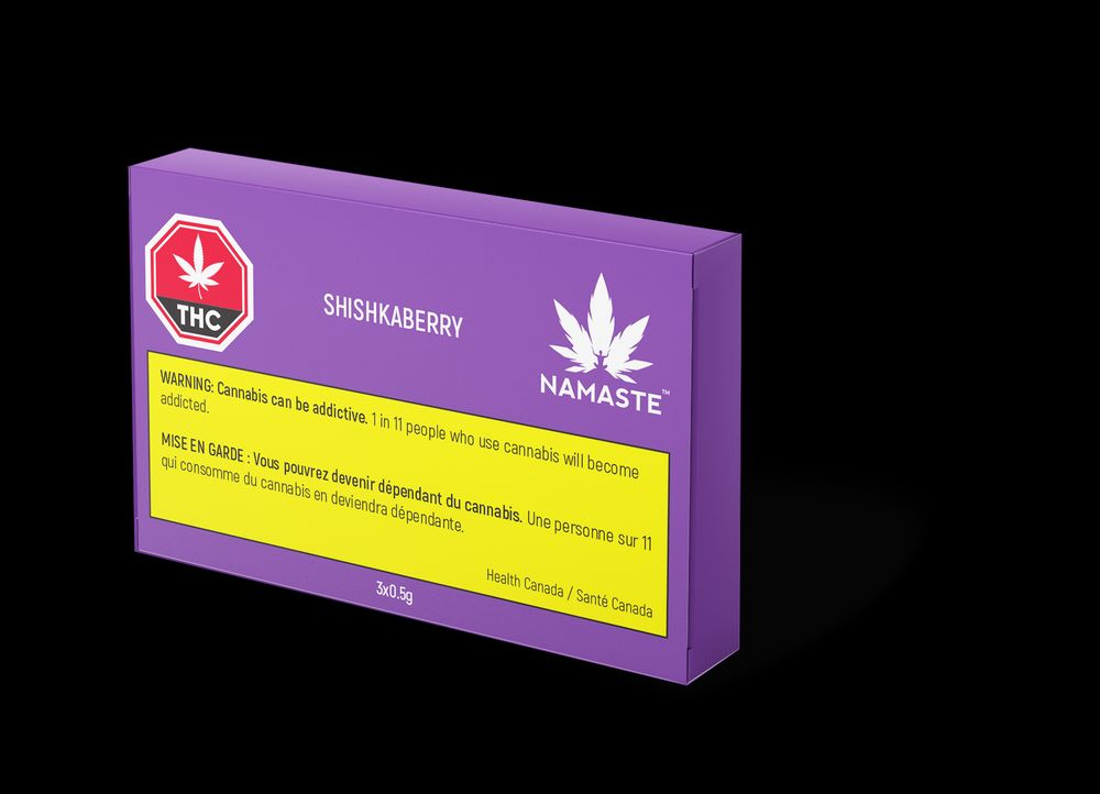 feature image Shishkaberry Pre-Roll