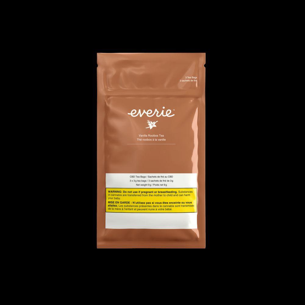 feature image Vanilla Rooibos CBD Tea