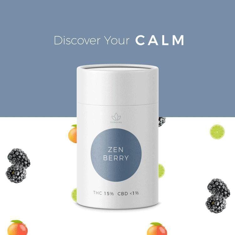 feature image Zen Berry